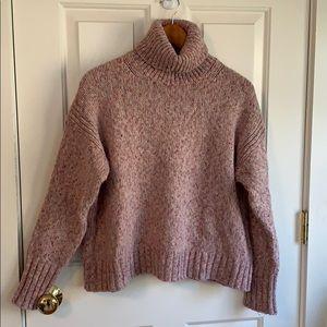 J. Crew turtle neck sweater